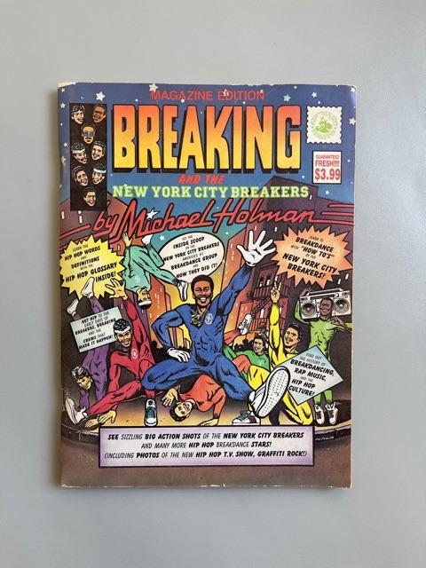 New York City Breakers (1984)