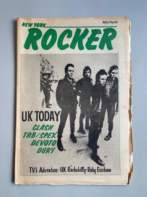 New York Rocker (The Clash)