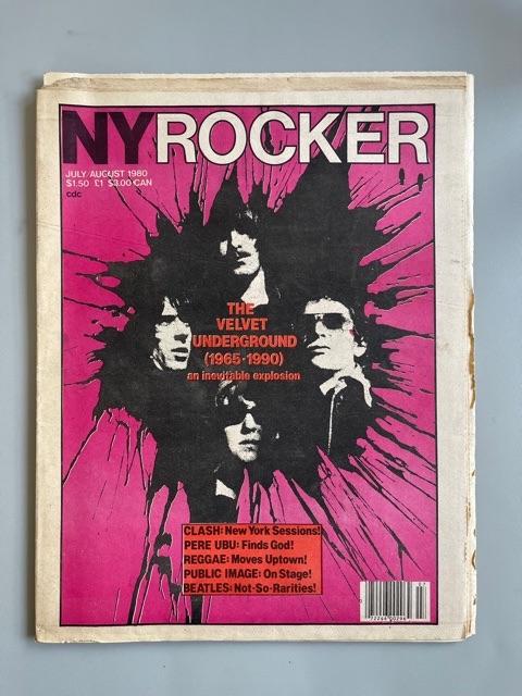 New York Rocker (The Velvet Underground)