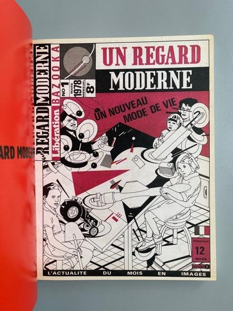 Bazooka. Un regard Moderne.
