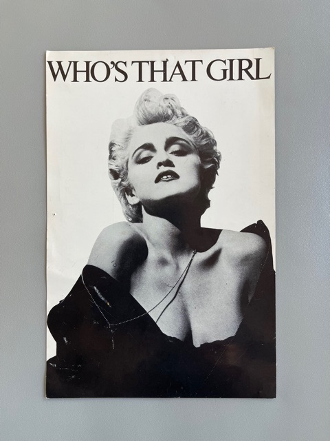 Who's That Girl (Madonna)