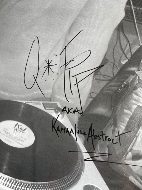 Q-Tip (aka Kamaal the Abstract)