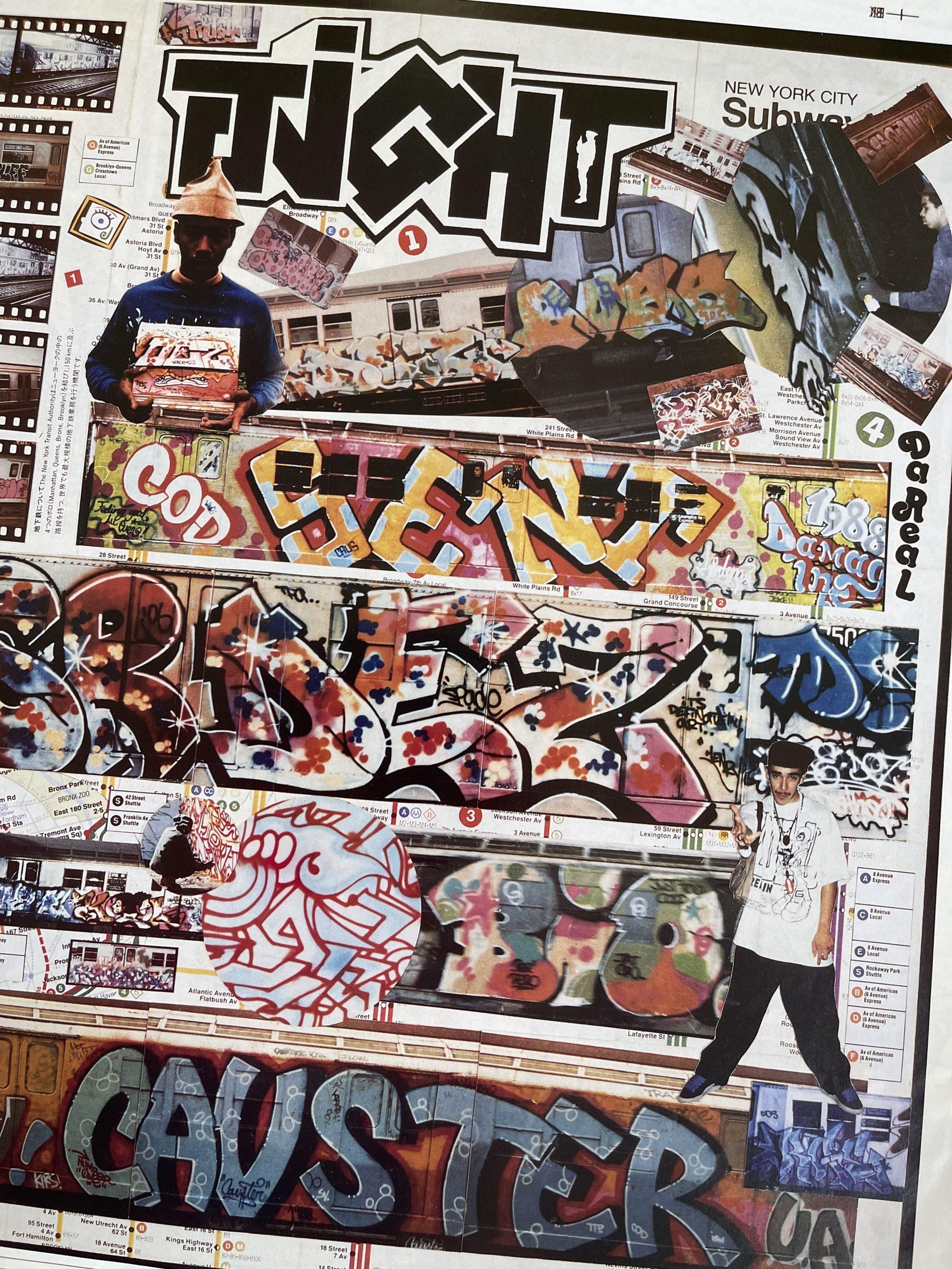 International Graffiti Times (Full Set)