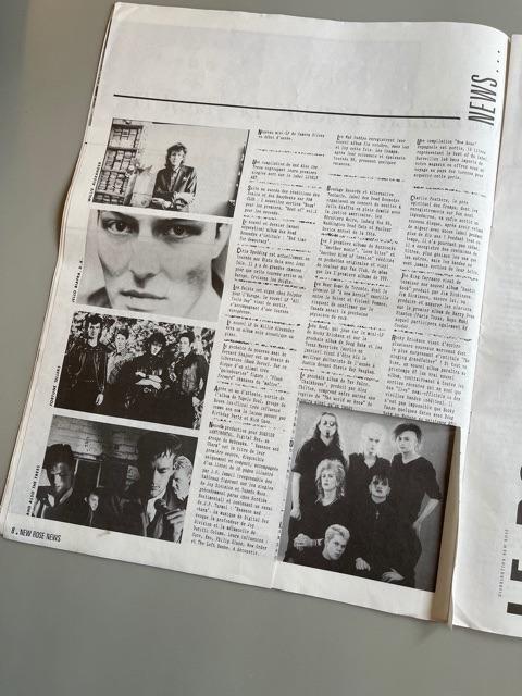 New Rose News (n°1 & 2)