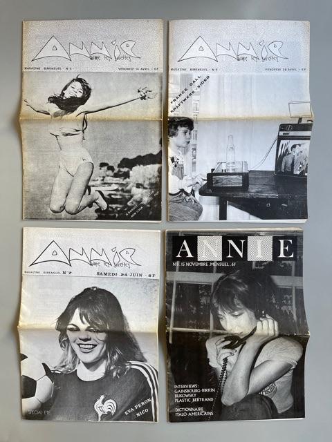 Annie aime les Sucettes (complete collection)