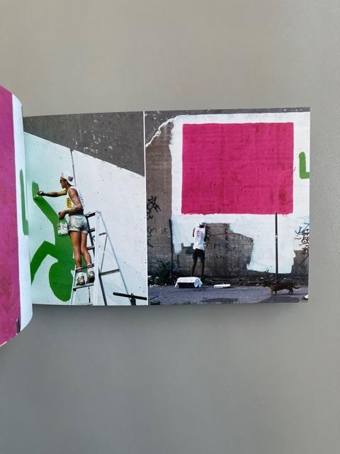 Keith Haring Houston Street & Bowery Mural
