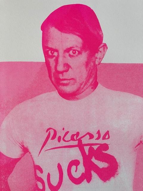 Picasso Sucks (Pure Evil)