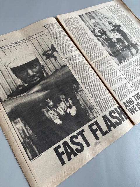 Grandmaster Flash (The Message)