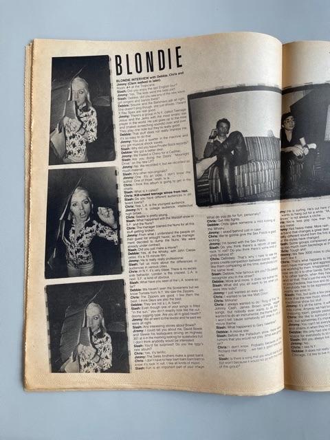 Slash Magazine (October 1977)