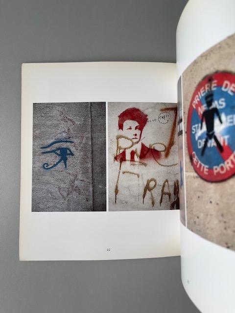 Serigraffitis (Paris / 1986)