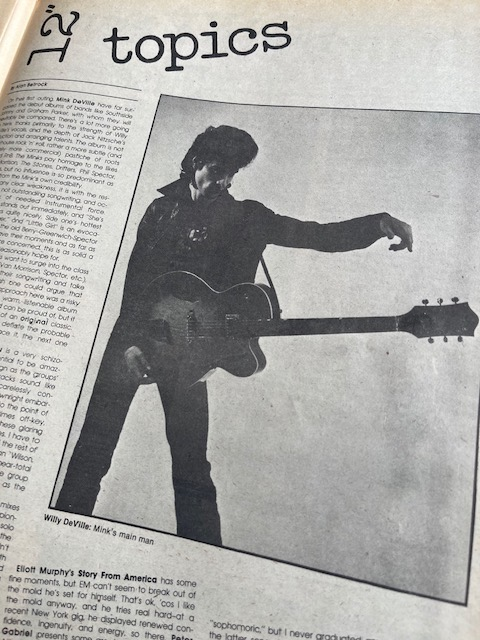 New York Rocker (Richard Hell)