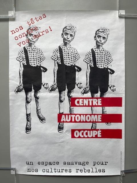 Centre Autonome Occupé (1983)