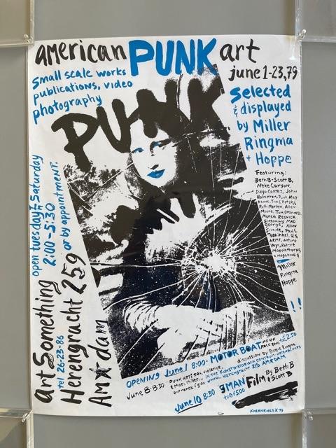 American Punk Art (Amsterdam/1979)
