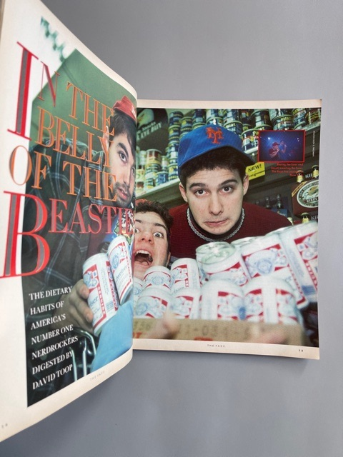 The Face (Beastie Boys)