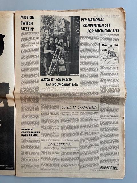 Berkeley Barb (1968)