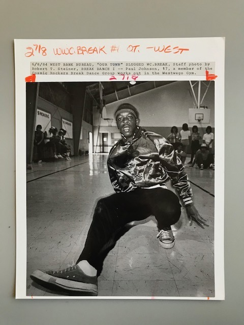 Break Dance (Archives)