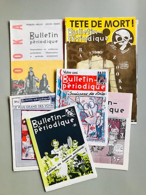 Bulletins Périodiques (Bazooka)