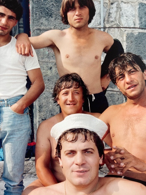 Dolce Via. Italy in the 1980s.