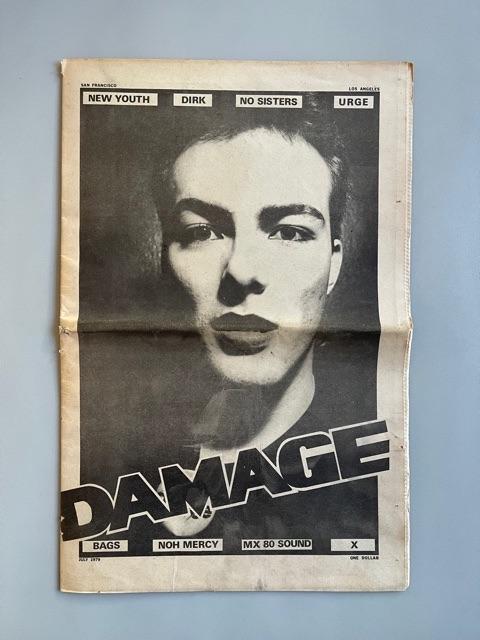 Damage n°1 (1979)