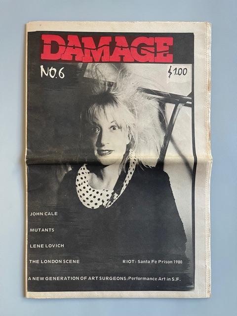 Damage n°6 (1980)