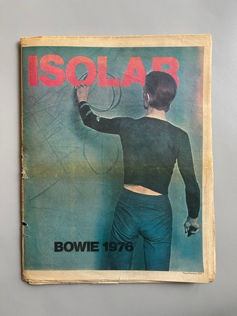 Isolar 1 / Bowie 1976
