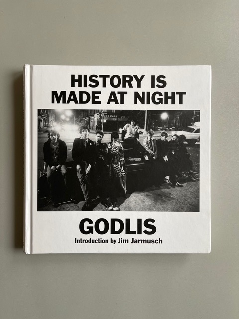 History is Made at Night (Signed)