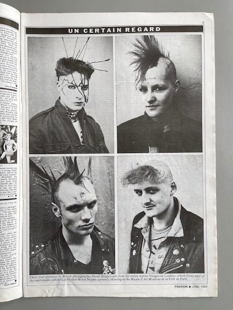 Passion. The Magazine of Paris (1983)
