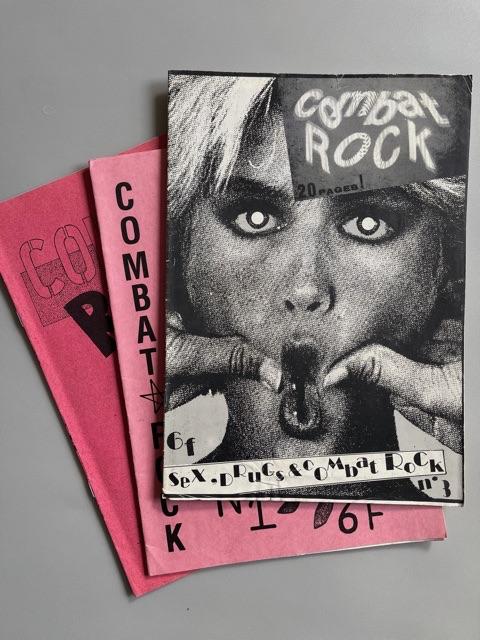 Combat Rock (n°1-3).