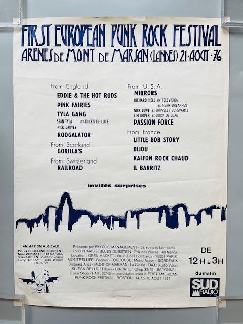 First Punk Festival (1976) / Mont-de-Marsan