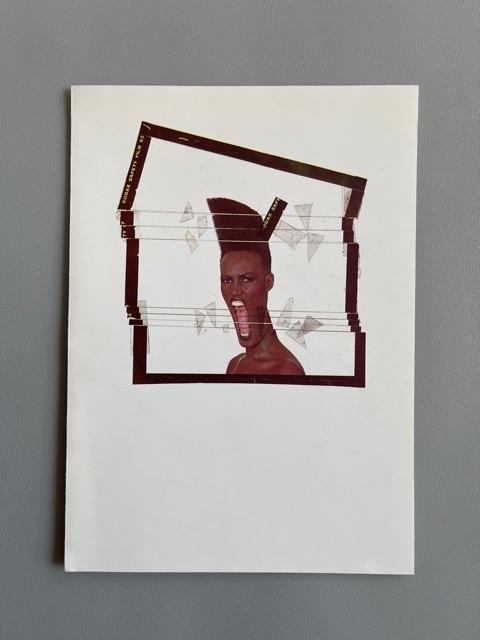 Grace Jones / Slave to The Rhythm (1985)