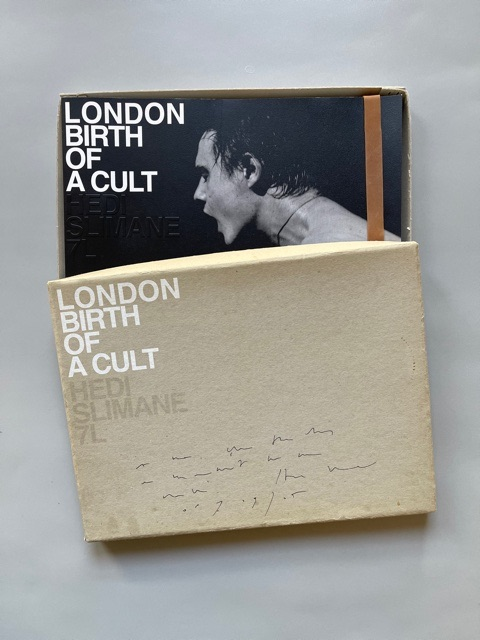 London Birth of A Cult (Signed)