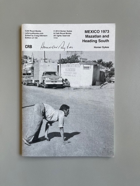 Mexico 1973 (Signed)