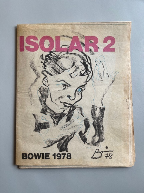 Isolar 2 / Bowie 1978