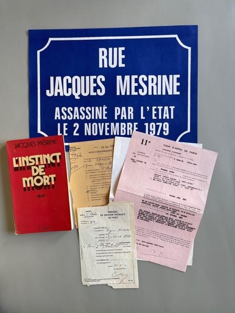 Jacques Mesrine / L'Instinct de Mort