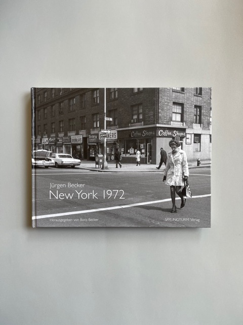 New York 1972 (Signed)