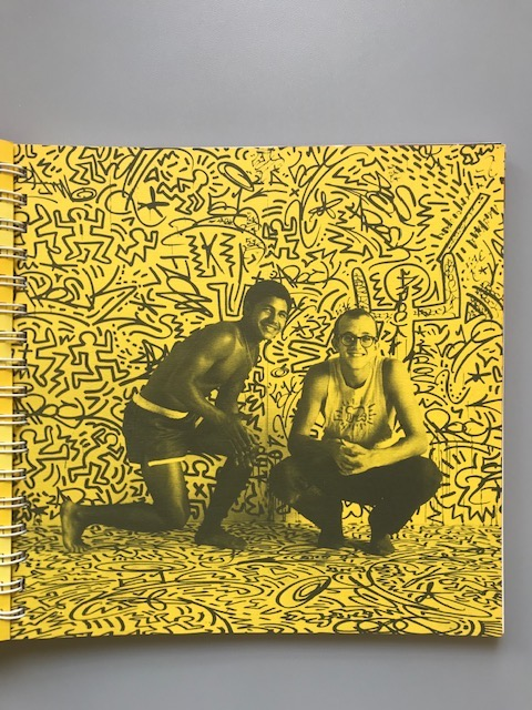 Keith Haring (Shafrazi)