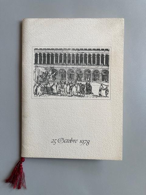 Le Palace / Soirée Vénitienne (1978)