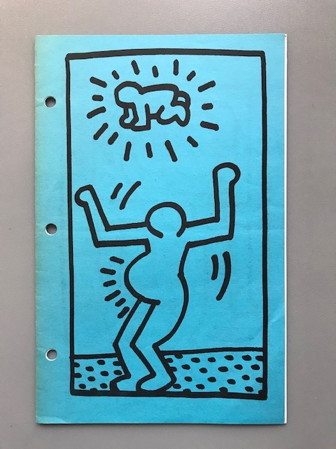 Keith Haring (1983)