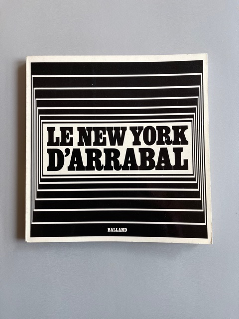Le New York d'Arrabal