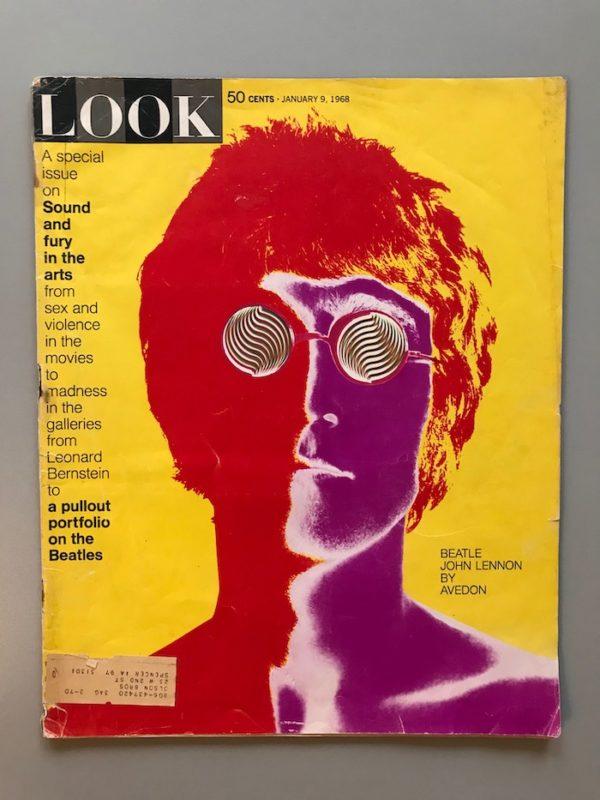 Look Magazine (The Beatles)