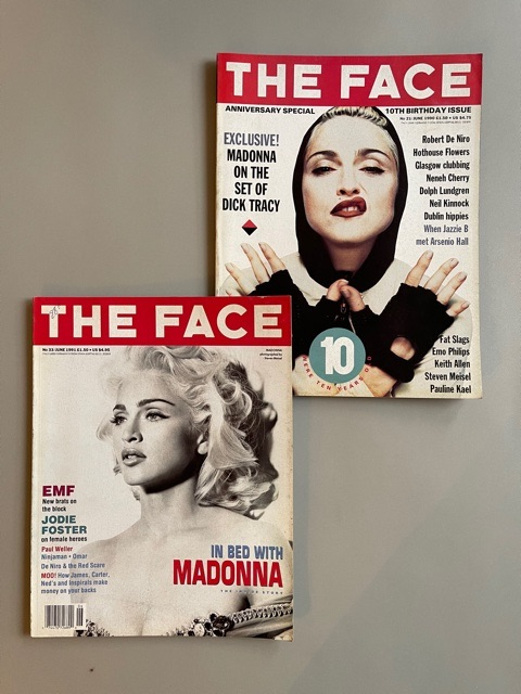 The Face (Madonna)