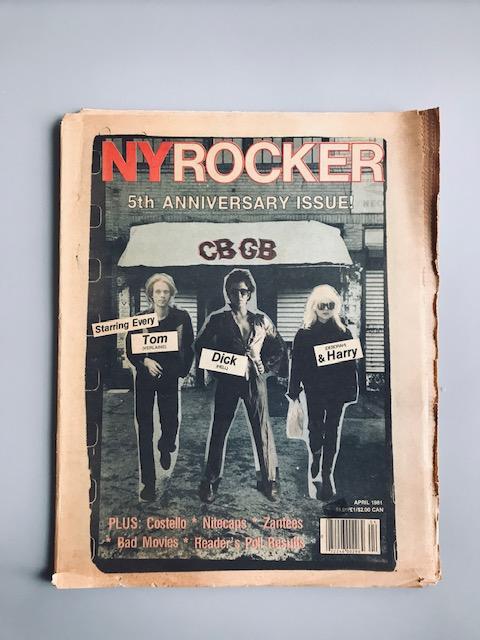 New York Rocker (1981)