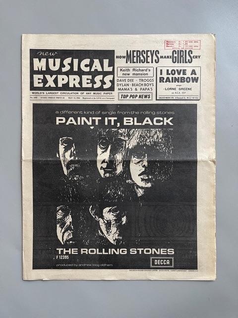 Paint it Black (The Rolling Stones)