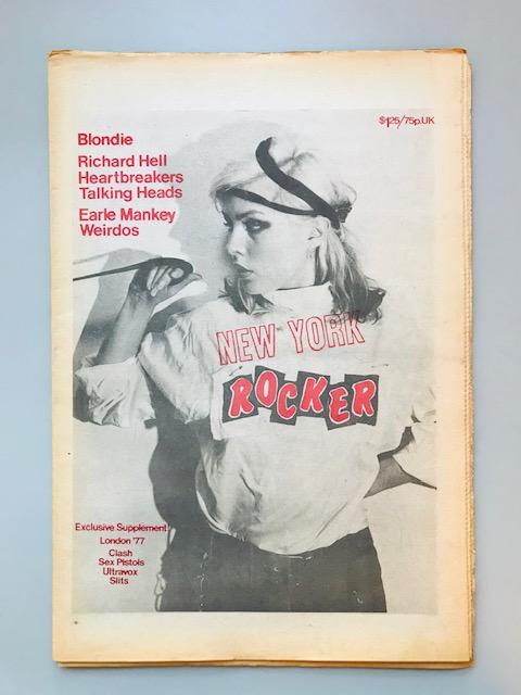 New York Rocker (1977)