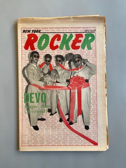 New York Rocker (Devo)