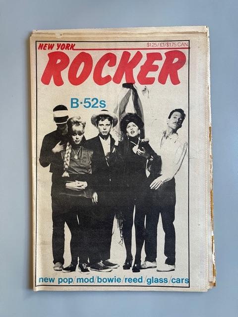 New York Rocker (The B-52's)