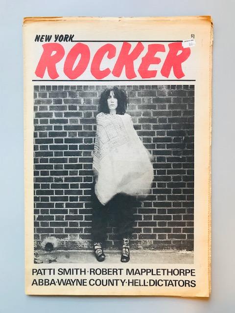 New York Rocker (Patti Smith)