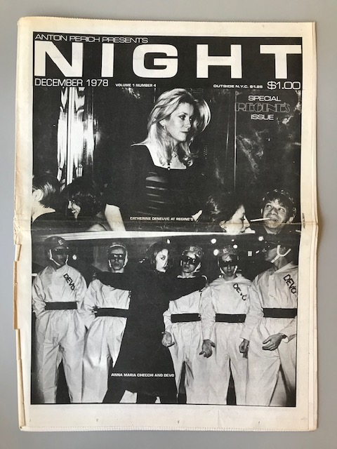 Night Magazine (December 1978)