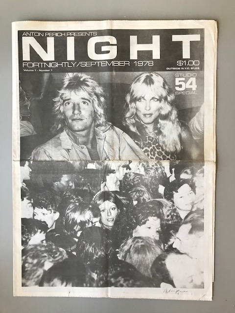 Night Magazine (September 1978)