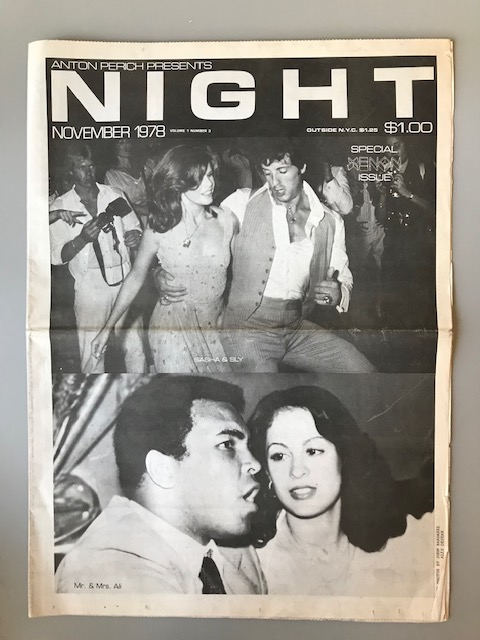 Night Magazine (November 1978)